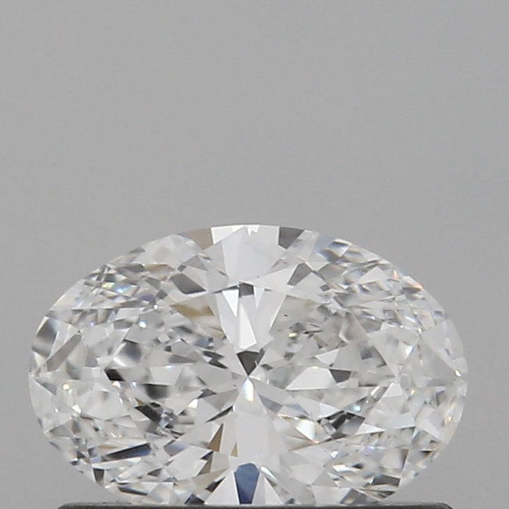 0.41 Carat E-Color SI1-Clarity Oval Diamond