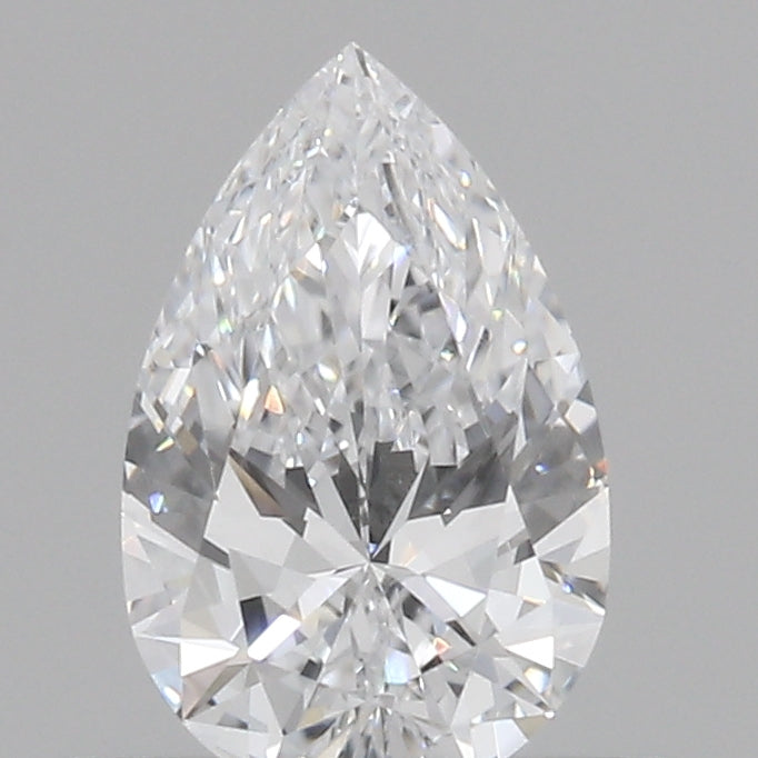 0.41 Carat D-Color VVS2-Clarity Pear Diamond