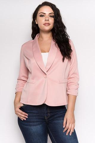 Style It Up Blazer (multiple colors)