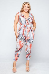 Mix It Up Jumpsuit (multiple colors)