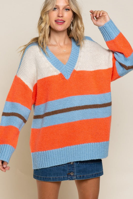 Game Day Oversized Sweater