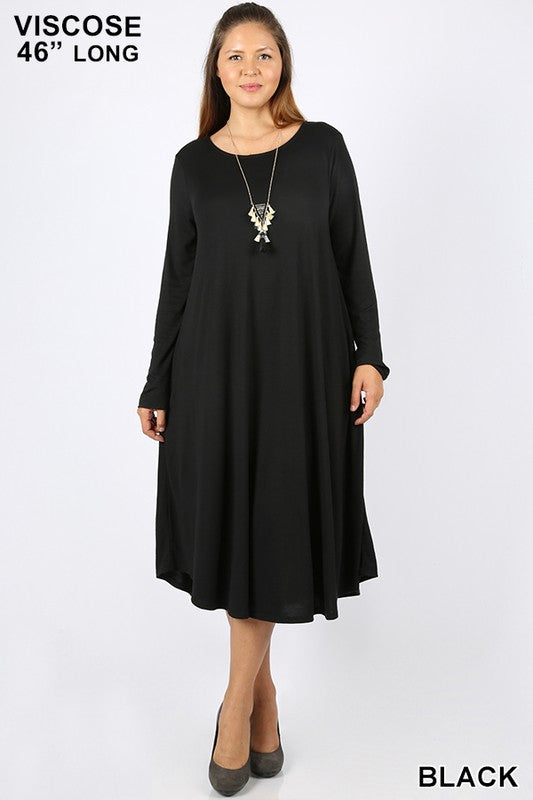 Every Other Day Dress - Black