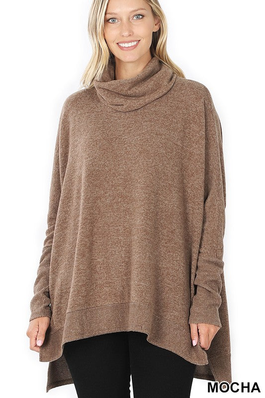 That Loving Feeling Sweater - Mocha