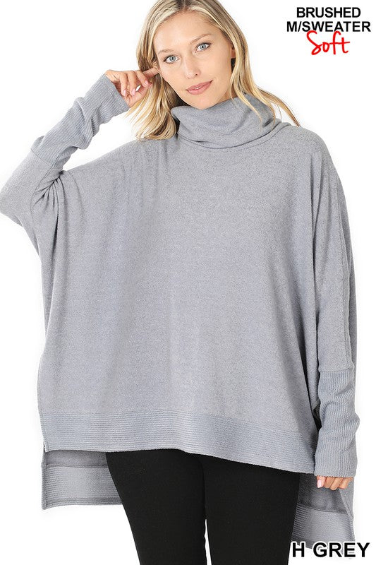 That Loving Feeling Sweater - Gray