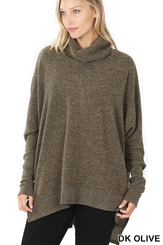 That Loving Feeling Sweater - Olive
