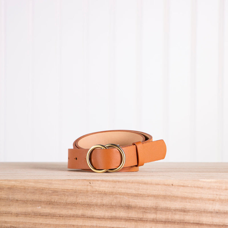 Double O Buckle Belt