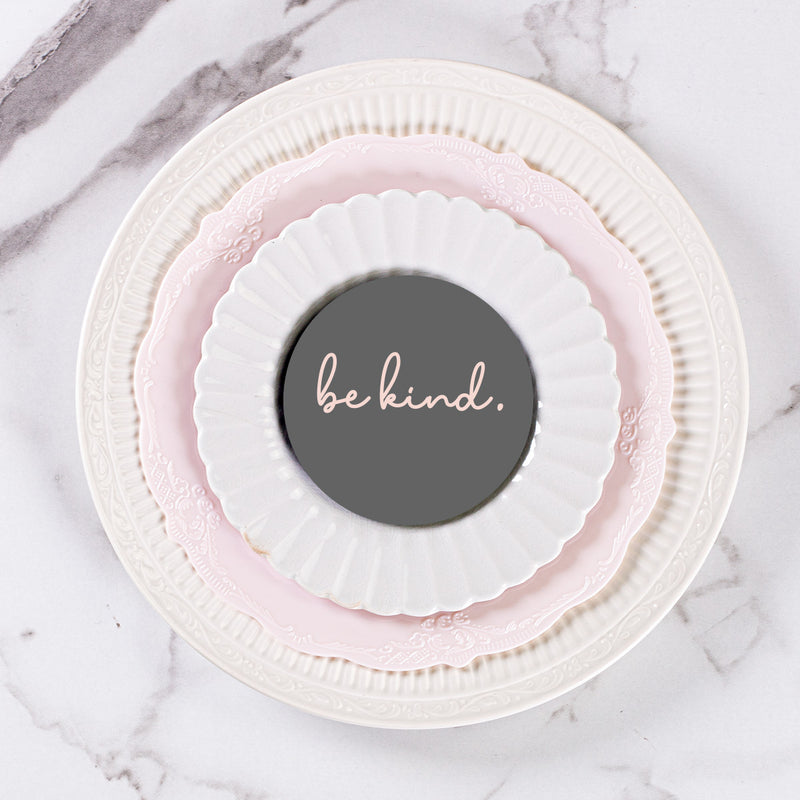 Be Kind - Table Coasters