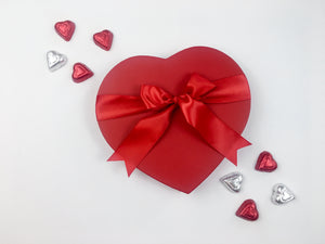 Valentines Heart Gift Box