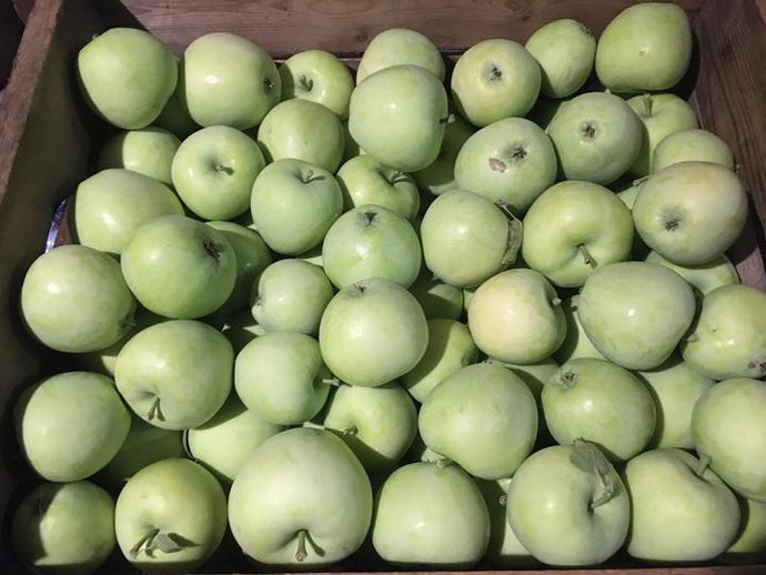 Apple Season has arrived at Janssens Farm Fresh Produce!