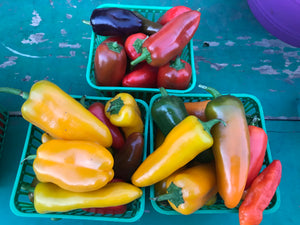 Peppers (by the quart)