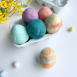 Felted Egg Workshop-COMING IN MARCH