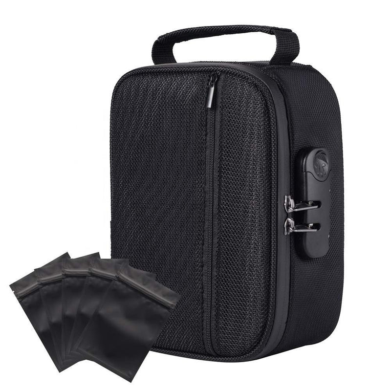 Odor/smell carrying proof bag
