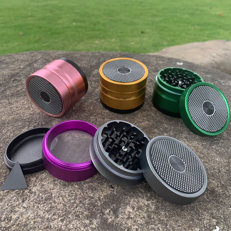 HONEYPUFF 63 MM 4 Layers Grinder