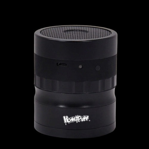 HONEYPUFF 62MM Premium Grinder with Bluetooth Speaker