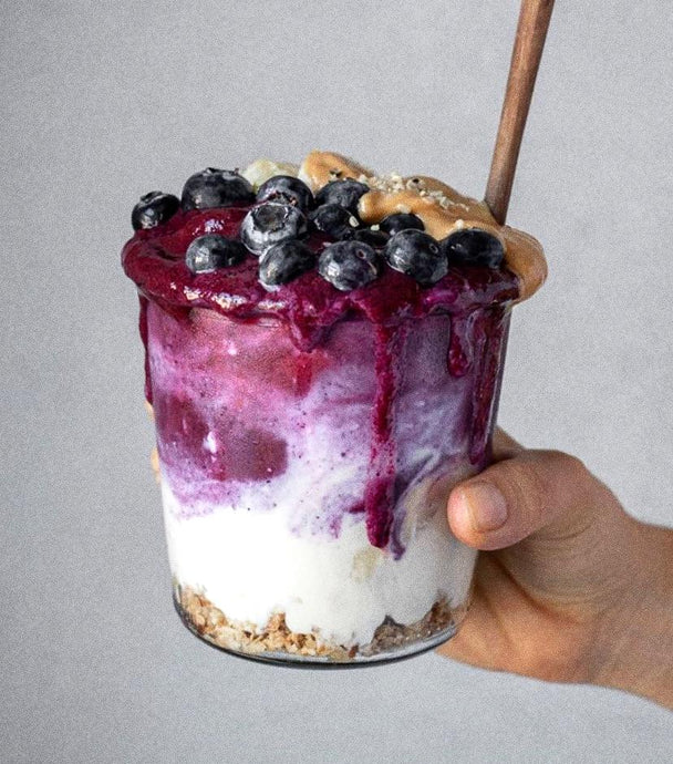 Bowl Yogurt Açai