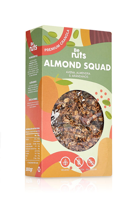 Almond Squad - GLUTEN-FREE / NO SUGAR / PLANT BASED