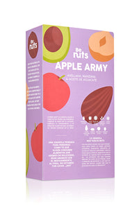 Apple Army - GLUTEN-FREE / NO SUGAR / PLANT BASED