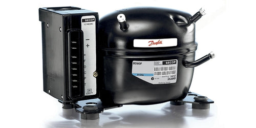 BD80F Compressor with Electronic
