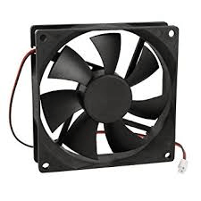 Fan 12v 90mm internal CR130/195