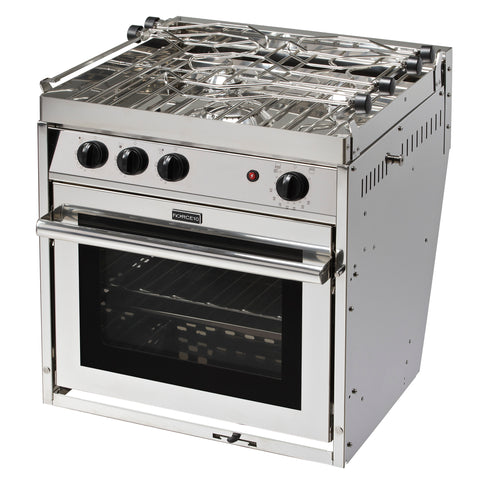 Force 10  - 3 Burner NA Standard 63351