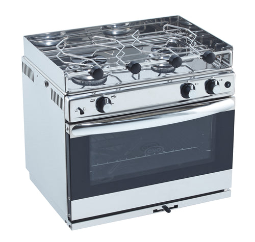 Eno Stoves - Open Sea 2 Burner Enamel Oven (No Grill)