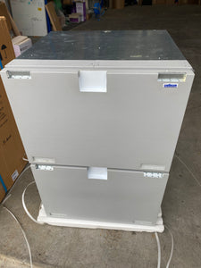 Integrated Front DR160 Freezer/Freezer - Shop Sale
