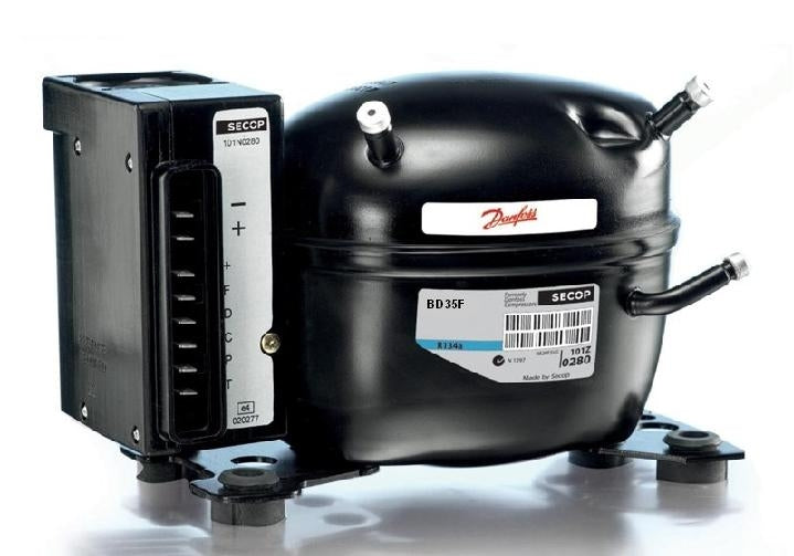 BD35F Compressor with Electronic