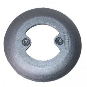 SP Skin fitting zinc anode