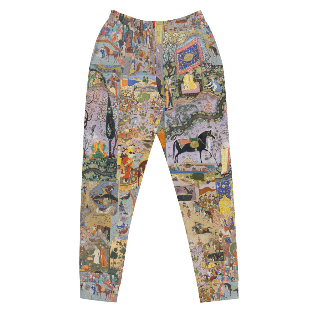 Persian Miniature Women's Joggers