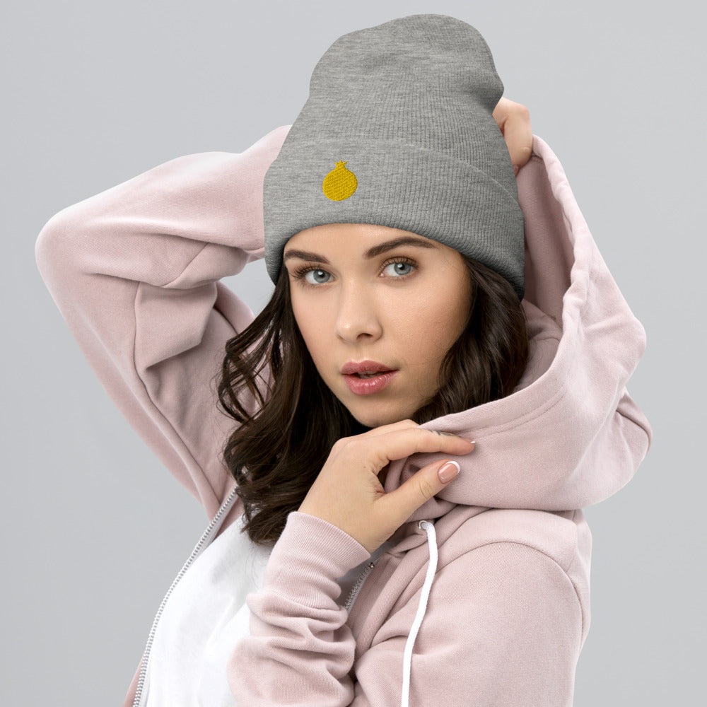 2021 Colors Pomegranate Beanie (Limited Edition)