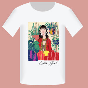 Latin Girl T-Shirt