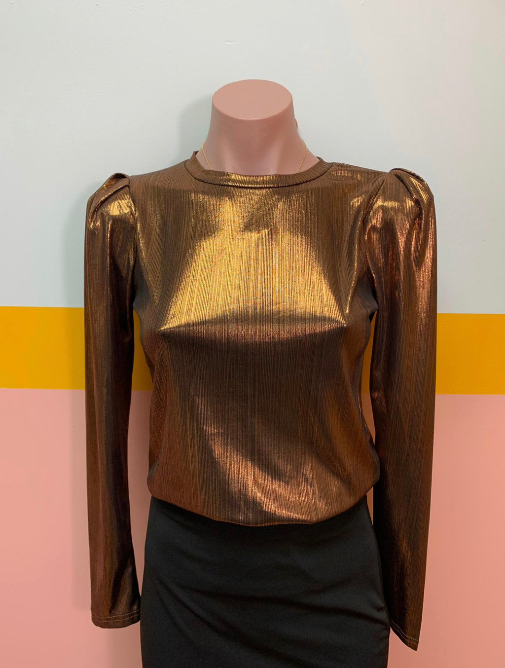 Bronce Blouse