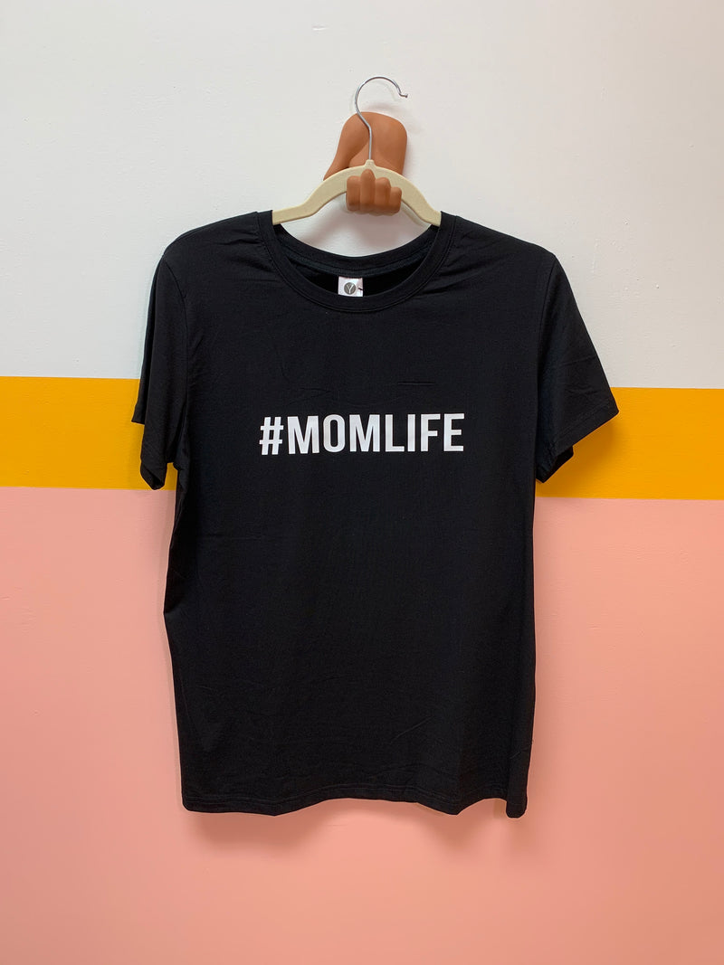 T Shirt #momlife