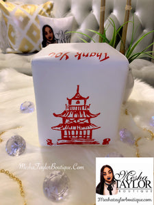 Chinese Takeout Cross Bag