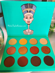 The Queen's Palette