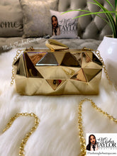 Load image into Gallery viewer, Hexagon Box Shoulder Bag