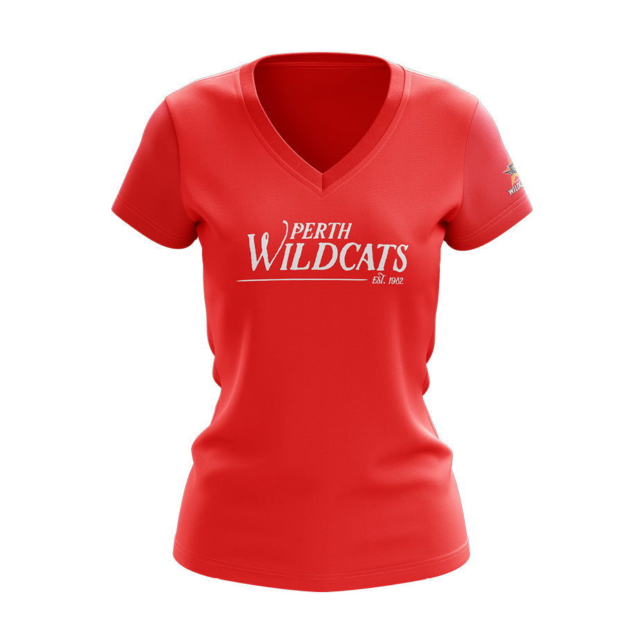 Classic V-neck T-shirt - Ladies