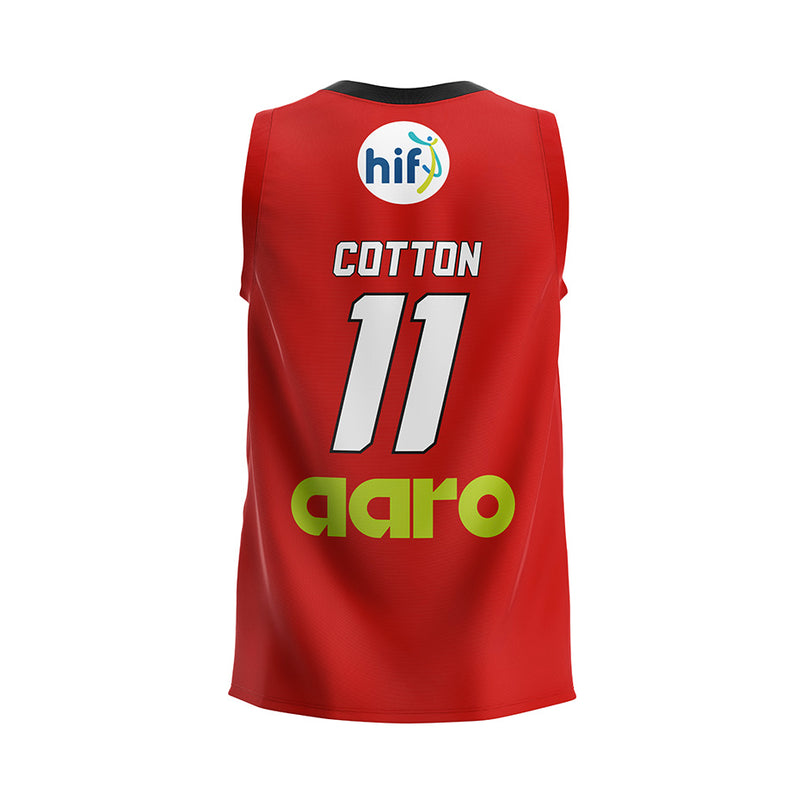 2020/21 Replica Jersey Cotton #11 - Youth