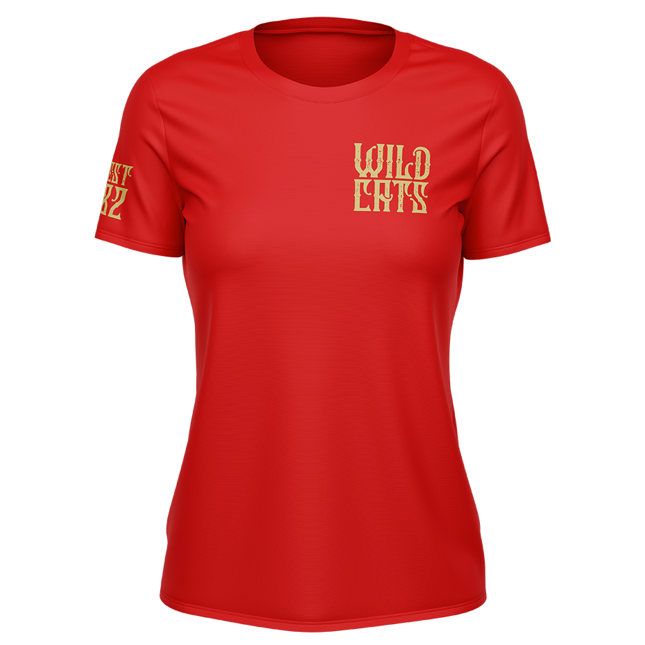 Wild West T-shirt - Ladies