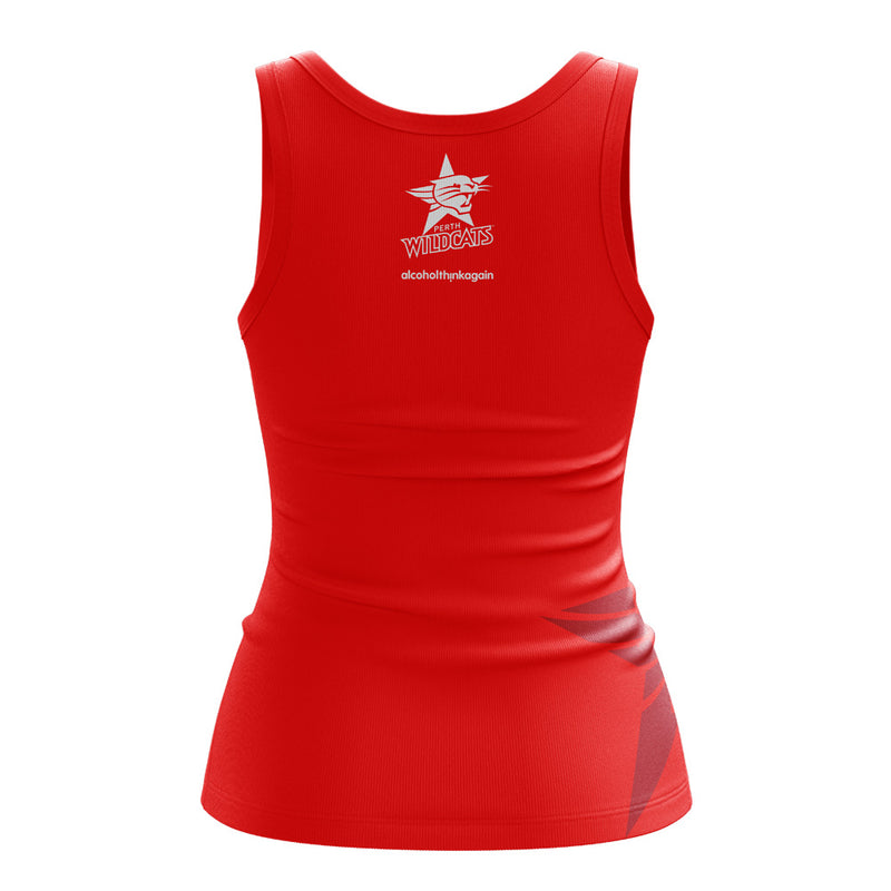 Cotton Singlet - Ladies