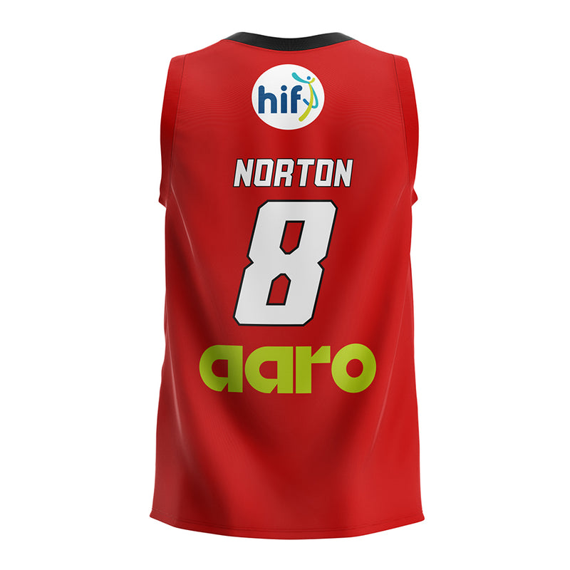 2019/20 Replica Jersey Norton #8