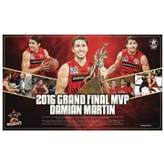 Damian Martin Grand Final MVP Lithograph