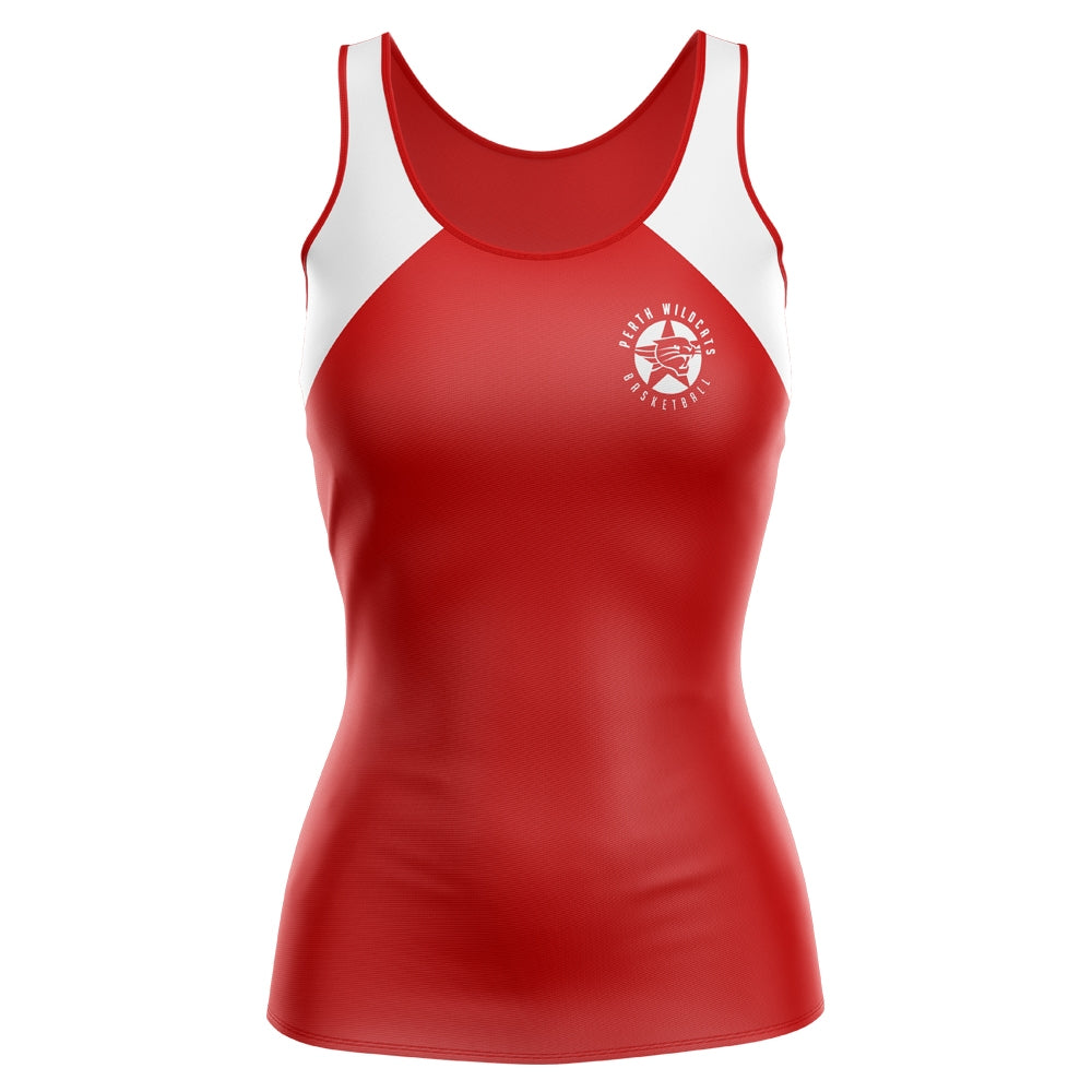 Gym Singlet - Ladies