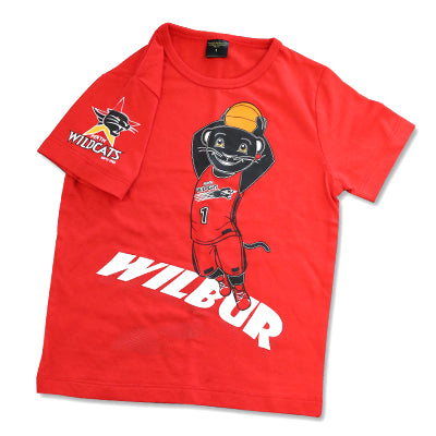 Wilbur the Wildcat T-shirt