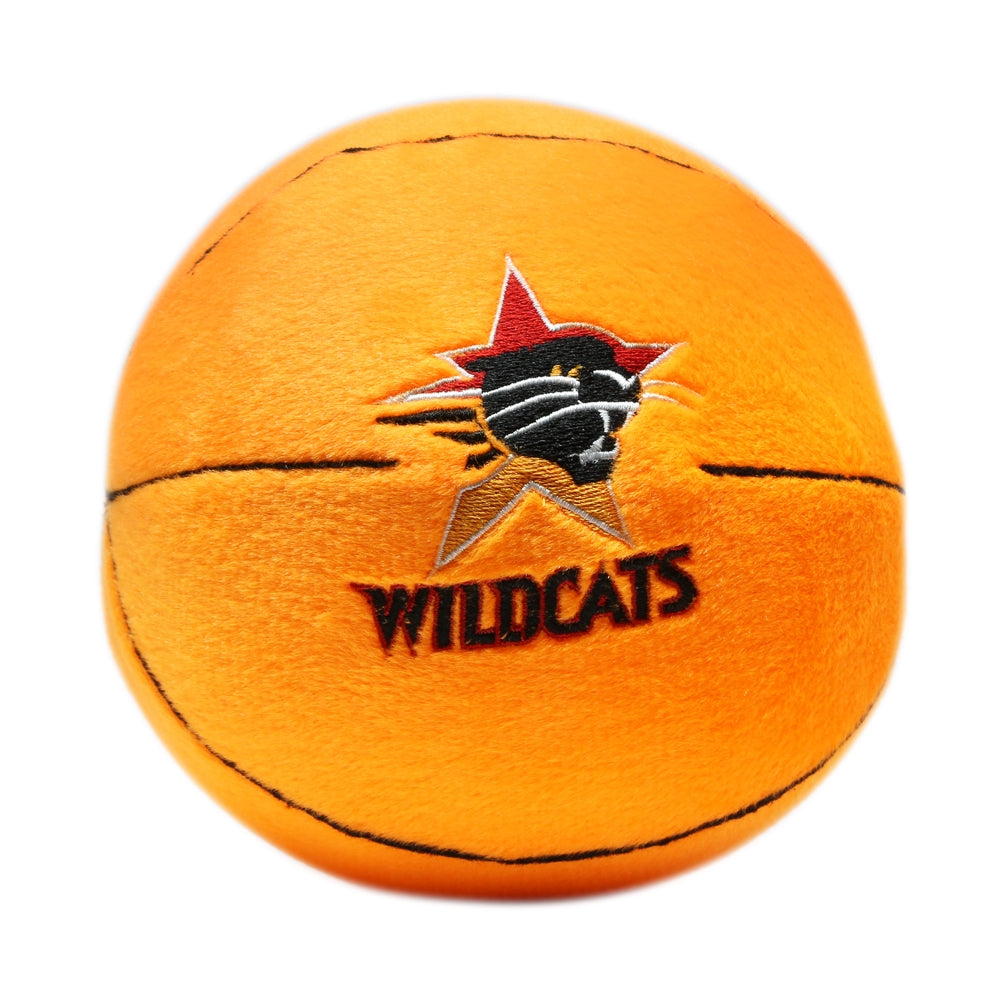 Plush Basketball