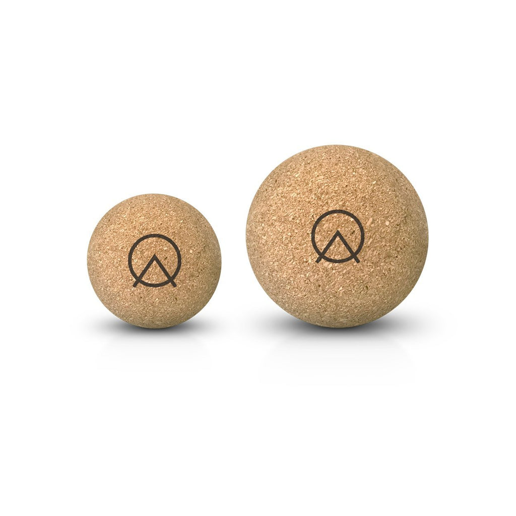 Cork Massage Balls for trigger point therapy