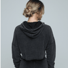 The Cropped Hoodie - ZONE