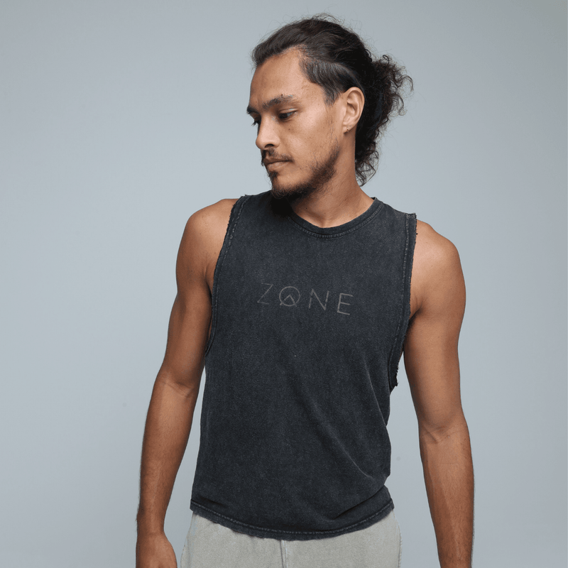 The Hemp Muscle Tank - ZONE