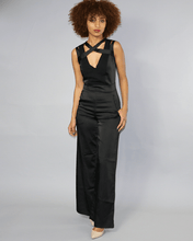 Load image into Gallery viewer, Oluchi Harness Jumpsuit - Black