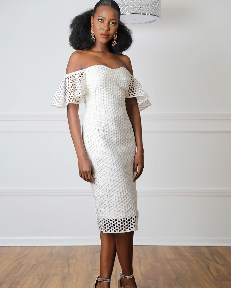 Zuri Lace Dress